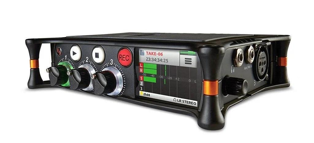 sound devices mixpre 3
