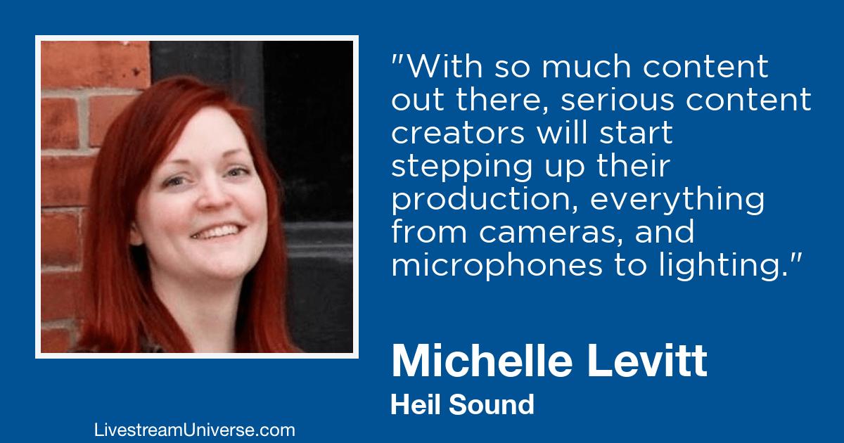 michelle levitt heil livestream universe predictions