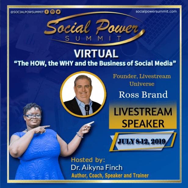 Ross Brand Social Power Summit