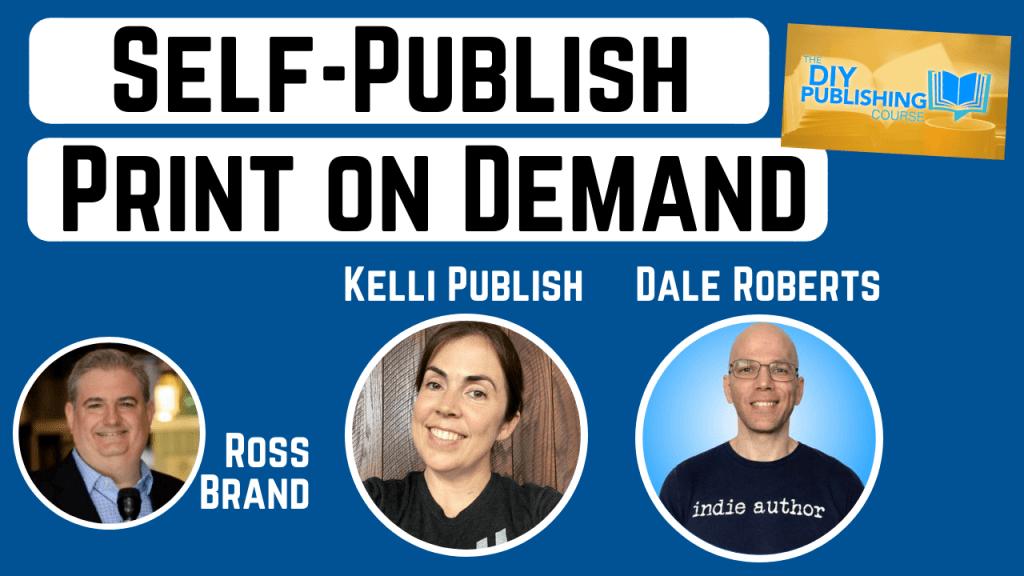 Dale Roberts Kelli Publish Livestream Universe Deals
