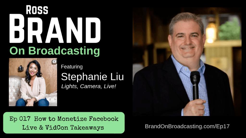 Stephanie Liu Facebook Live