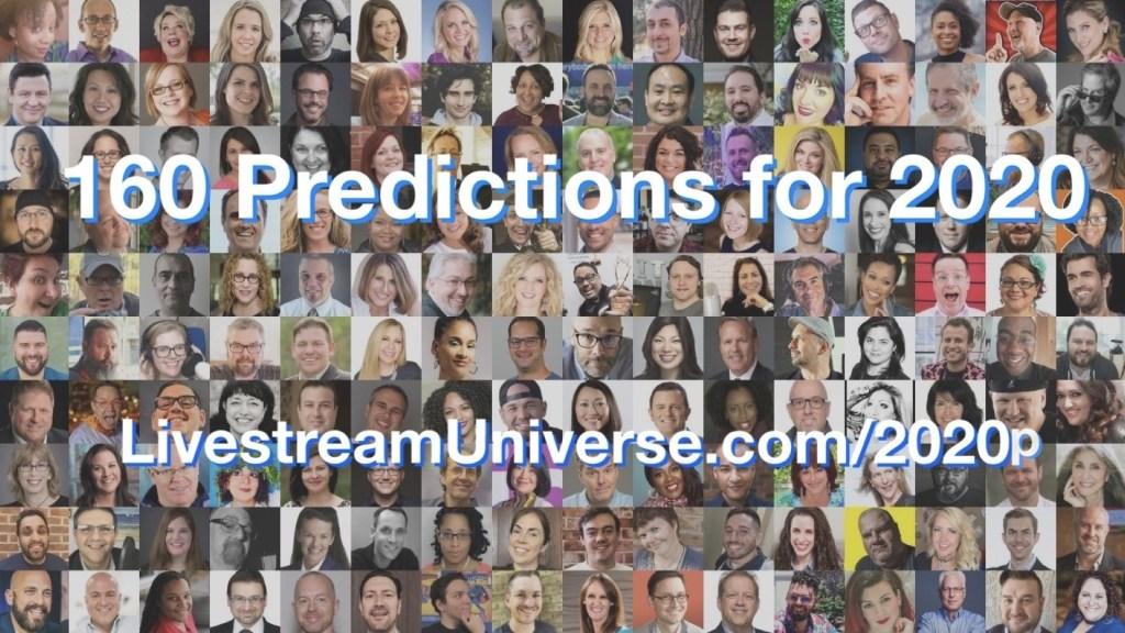 Livestream Universe 2020p.001