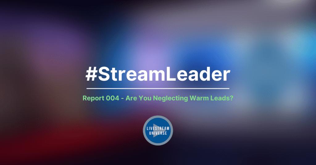 #StreamLeader 004