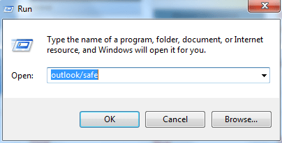 outlook/safe -0x800ccc0f