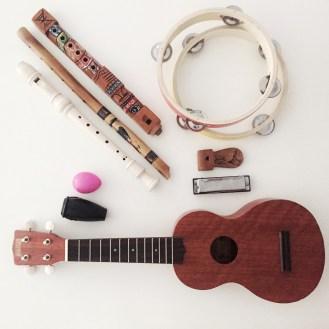 instruments summerplaylist