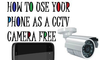 How to Use Your Android Phone as Spy Camera