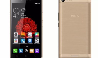 Tecno L8 Specifications and Price in Nigeria