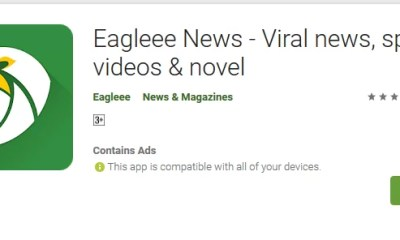 How To Get Free Unlimited Airtime Daily With Eagleee News App