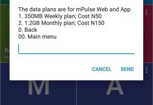 Cheapest MTN Data Plan #150 for 1.2GB on MTN Pulse Sims