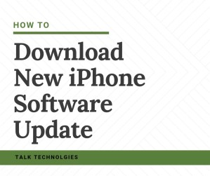 DownloaDownload New iPhone Software Updated New iPhone Software Update