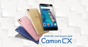 Tecno Camon CX Specifications and Price