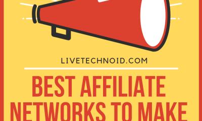 Best Affiliate Marketing Networks to Make Money Online