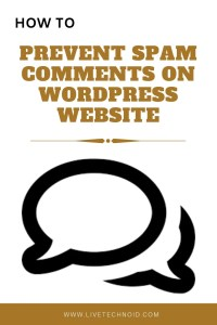 How to Prevent Spam Comments on WordPress Website