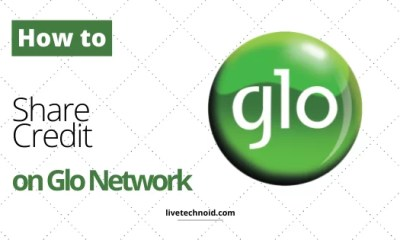 How to share Credit on Glo Network EasyShare Service