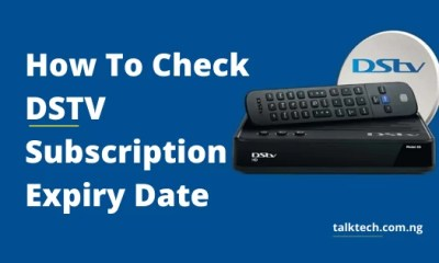 How to Check Your DSTV Subscription Expiry Date