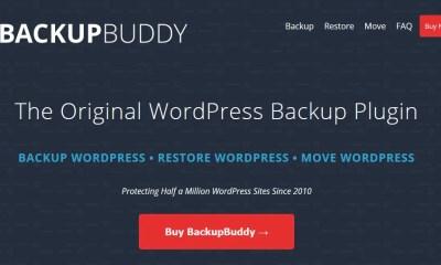 Latest iThemes BackupBuddy Premium Plugin Free Download