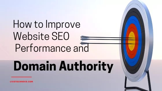 How to Get Backlinks and Improve SEO Performance with Domain Authority