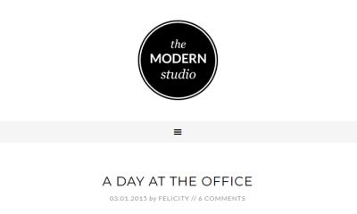 Download Modern Studio Pro v1.0.3 Genesis Child WordPress Theme