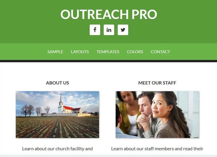 Download Outreach Pro v3.1.0 Genesis Child Fund-Raising Theme