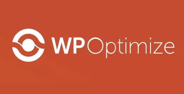 Download WP Optimize Premium v3.1.2 WordPress Boost Plugin