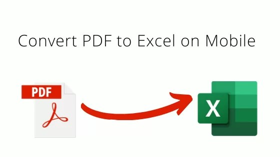 How to Easily Convert Documents from PDF to Excel Format(3)