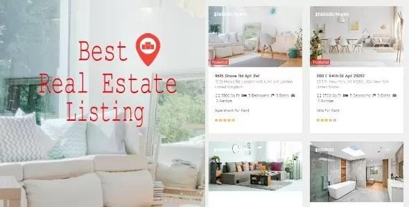 Download Real Estate Pro v1.7.7 Plugin