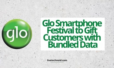 Glo Smartphone Festival to Gift Customers with Bundled Data
