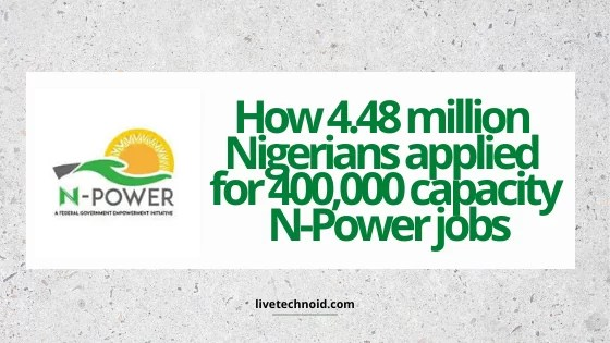 N-Power Jobs and Recruitment