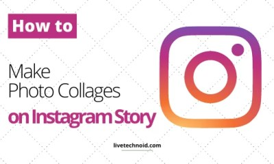 How to Make Photo Collages on Instagram Story