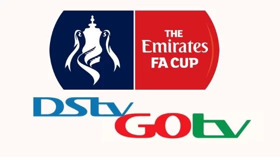 DStv GOtv FA Cup final match