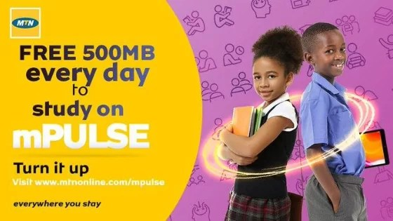How to Get Free 500MB Daily on MTN mPulse