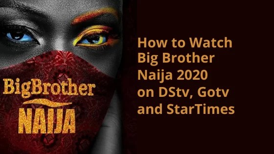 How to Watch Big Brother Naija 2020 on DStv, Gotv and StarTimes