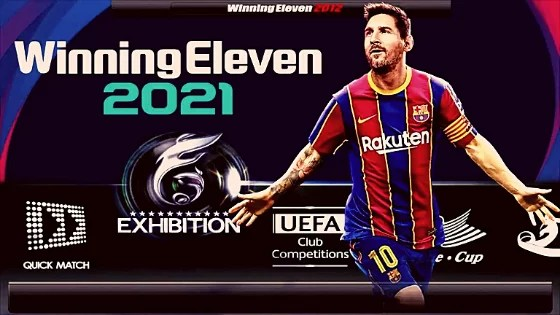 Winning Eleven 2021 (WE 21) MOD APK Free Download for Android