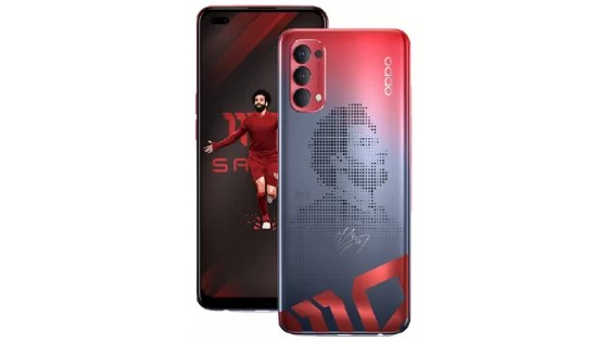 Oppo Reno4 Mo Salah Edition Full Specifications and Price