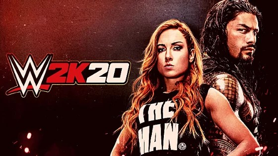 WWE 2k20 mod game PPSPP and OBB data free download