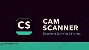 CamScanner v5.49.0 – PDF Creator Unlocked APK + Mod Free Download