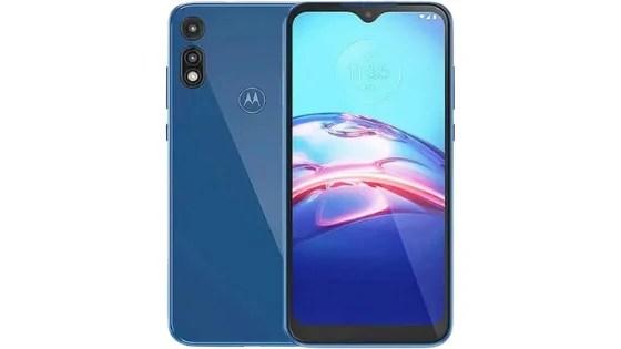 Motorola Moto E7 Full Specifications and Price