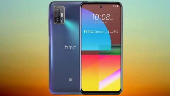 HTC Desire 21 Pro 5G Full Specifications and Price