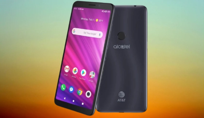 Alcatel Axel Full Specifications and Price