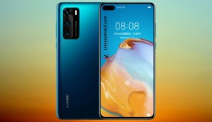 Huawei P40 4G Full Specifications and Price