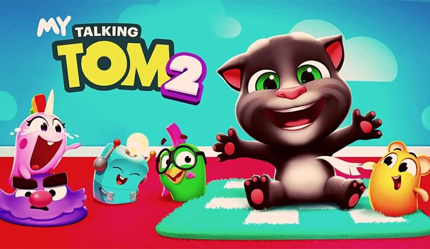 My Talking Tom 2 v2.5.1.24 Mod APK Free Download