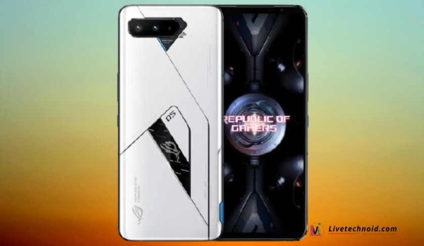 Asus ROG Phone 5 Ultimate Full Specifications and Price