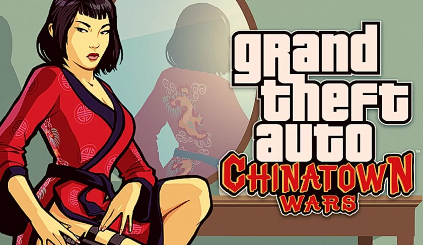 Grand Theft Auto GTA – Chinatown Wars v1.04 MOD APK Free Download