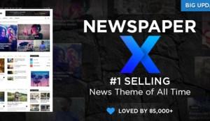 Newspaper v10.4 WordPress Theme Free Download