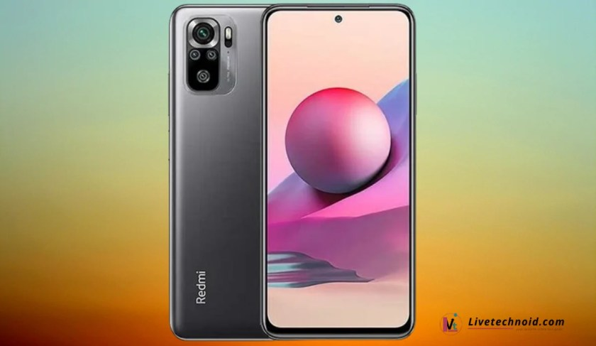 Xiaomi Redmi Note 10S Full Specifications and Price