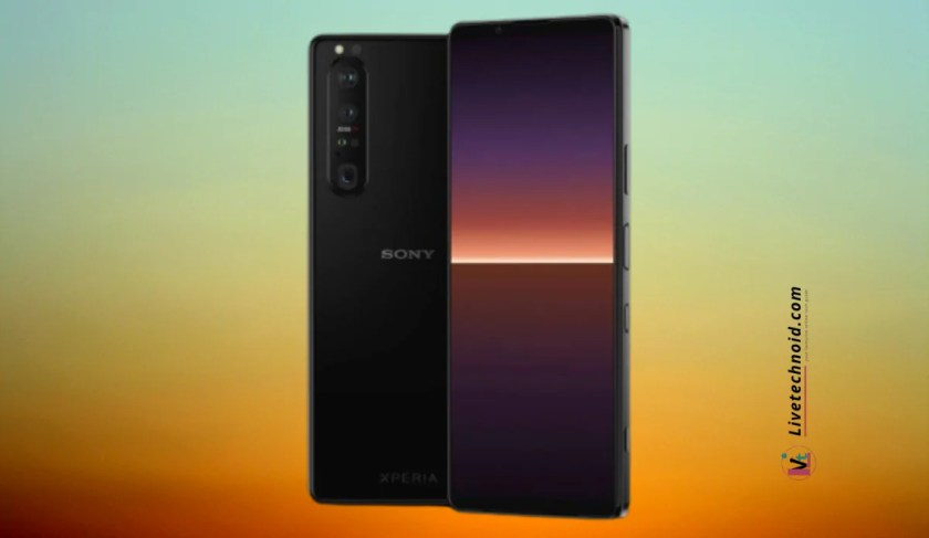 Sony Xperia 1 III Full Specifications and Price
