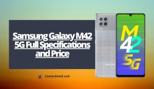 Samsung Galaxy M42 5G Full Specifications and Price