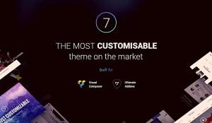 The7 v9.15 Multi-Purpose WordPress Website Toolkit Free Download