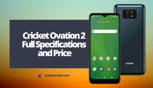 Cricket Ovation 2 Full Specifications and Price