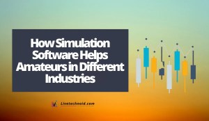 How Simulation Software Helps Amateurs in Different Industries